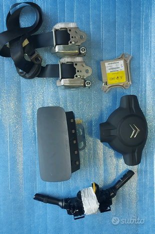 Kit airbag Citroen C1 2011